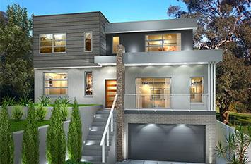 Good SPLIT LEVEL HOME DESIGNS NORTH SYDNEY