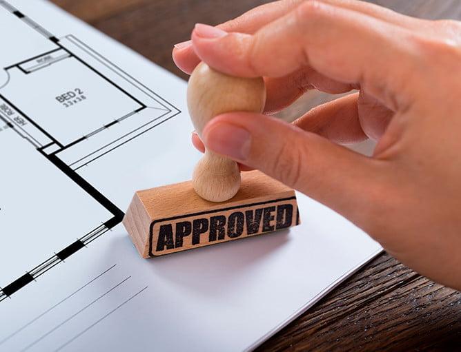 Da Approved Plans