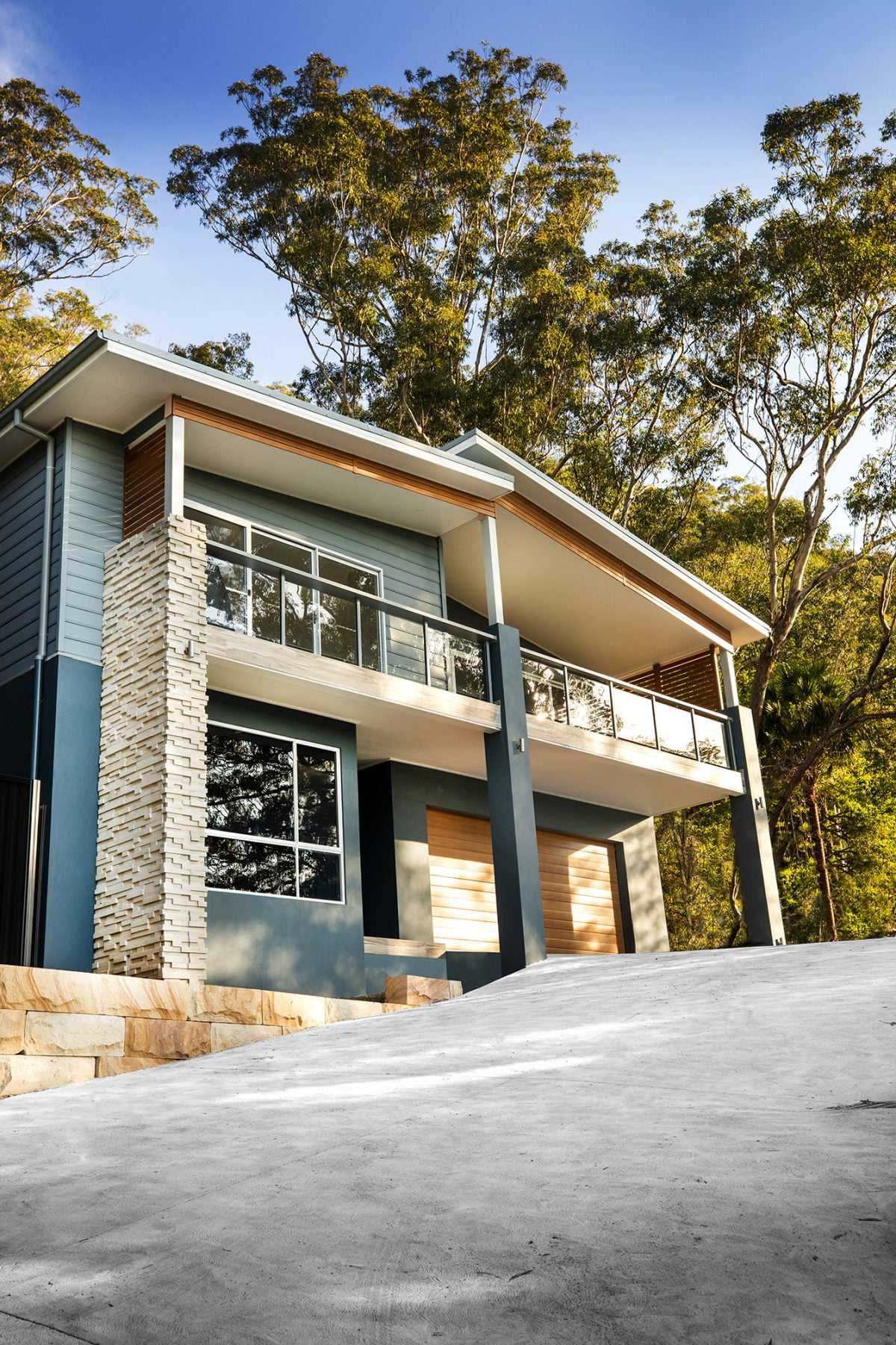 How to Build a House on a Sloping Block