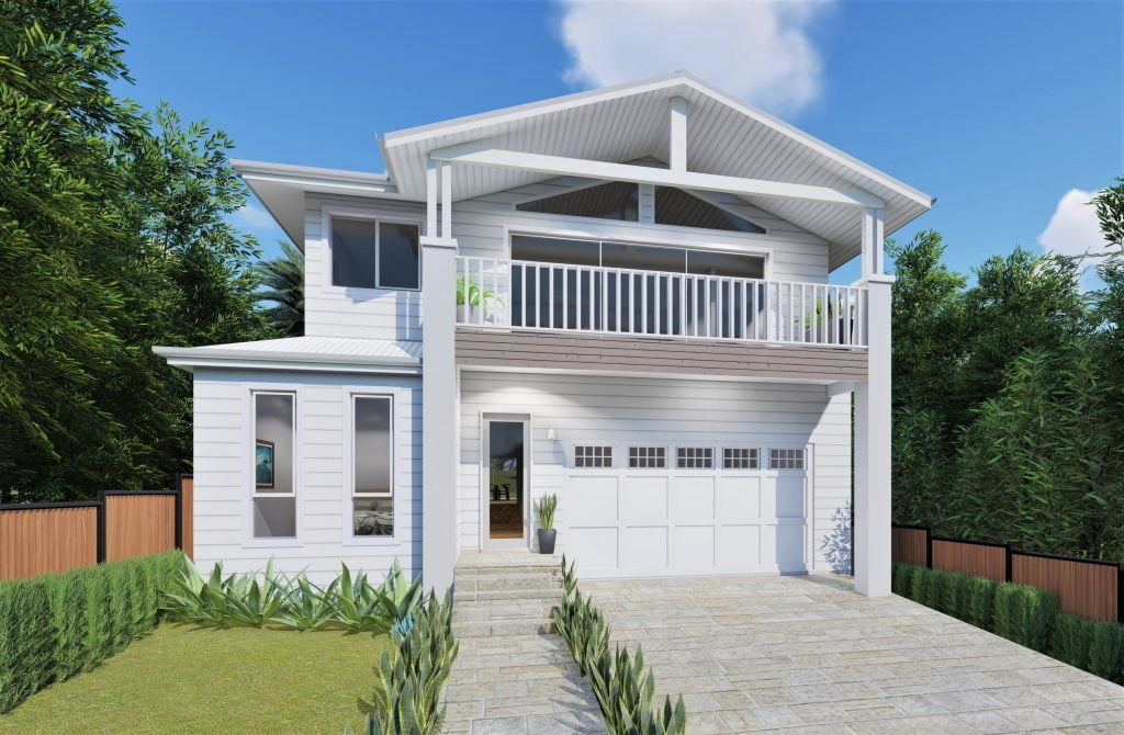 How Narrow Block Home Designs Can Offer Vast Options