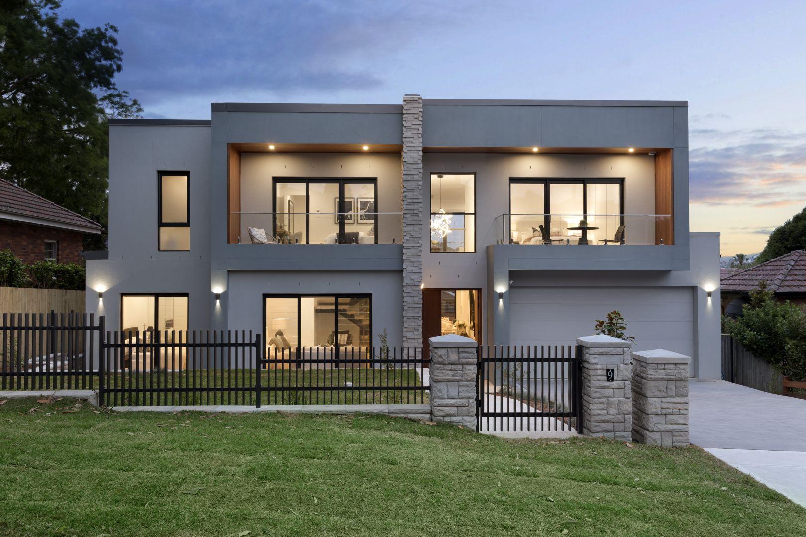Luxury Custom Home Designs Sydney Wincrest Bespoke