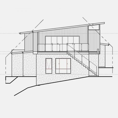 17192_HELLEMAN (sketch 12.12 - Elevation - ELEVATION A
