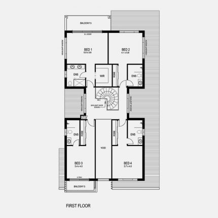 Bourne_FloorPlan-upper-Wincrest-Bespoke