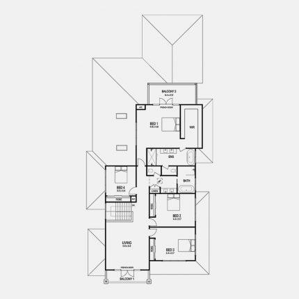 DouglasCollaroy_FloorPlan-upper-Wincrest-Bespoke