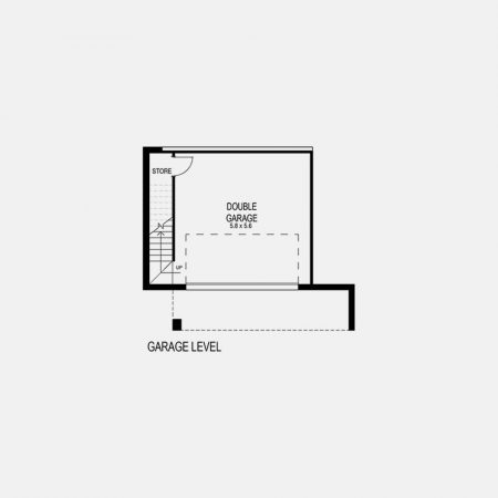 DryWarriewood_FloorPlan-garage-Wincrest-Bespoke