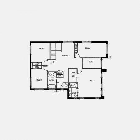 NorthbridgeBaringa_FloorPlan-upper-Wincrest-Bespoke